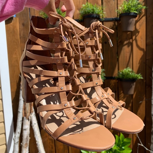 Also Cage Sandals